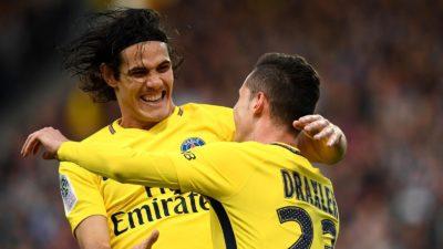 PSG no extraña a Neymar. Goleada al Angers en la Ligue 1