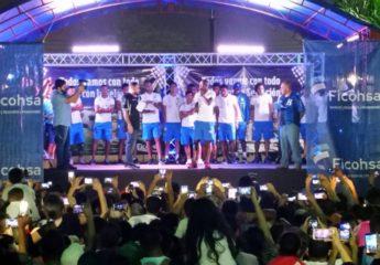 Seleccionados de la Bicolor comparten con población de Choloma