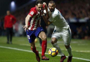 Los de Madrid trabajaron para el Barça. Empate en el Wanda