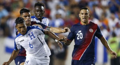 Bryan Acosta apuesta a un triunfo en casa frente a Australia