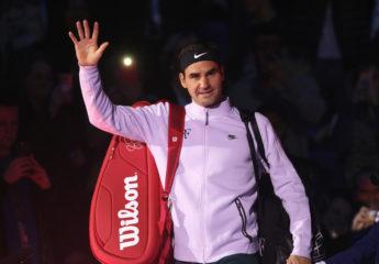 Federer vence a Cilic y termina la fase de grupos de Másters invicto