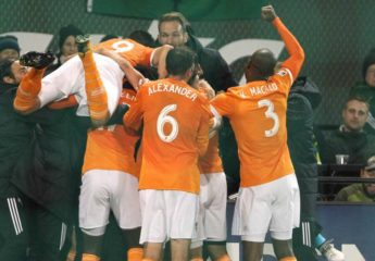 Houston Dynamo se mete a la final de conferencia al vencer a Timbers