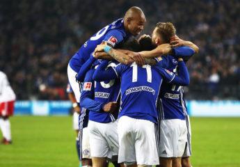 El Schalke 04 se mete en el subliderato de la Bundesliga