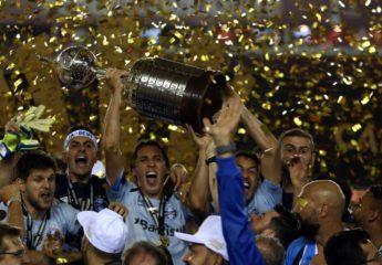 No VAR, no party para Lanús. Gremio campeón de la Libertadores