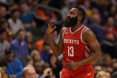 James Harden sigue líder de la anotación en la NBA