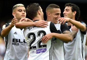 Valencia no le teme al liderato, lo persigue con goleadas