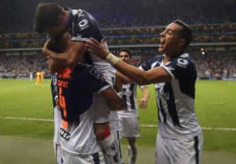 Rayados gana a Tigres el clásico regiomontano y se quedó con el liderato