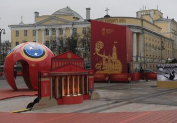 Rusia se prepara para albergar el Mundial-2018 pese a enormes desafíos