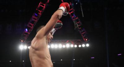 Teófimo López, una influencia positiva en el boxeo