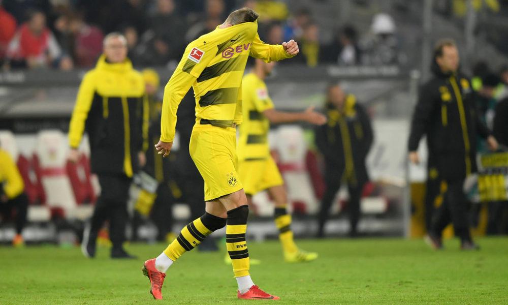 Borussia Dortmund cae ante el Eintracht y sigue en crisis