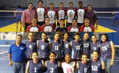Tegucigalpa gana nacional de voleibol. La Ceiba y Pto. Cortés sorprenden