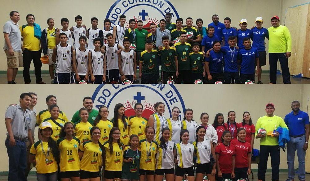 Cortés Internacional y Atlantic Bilingual se coronan en el colegial porteño