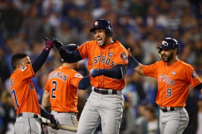 ¡Astros campeones de la Serie Mundial de Béisbol 2017 al vencer a Dodgers!