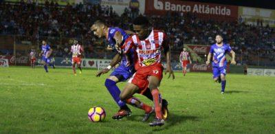 Platense revive y el Vida perdona en jornada sin clásicos en la Liga Nacional