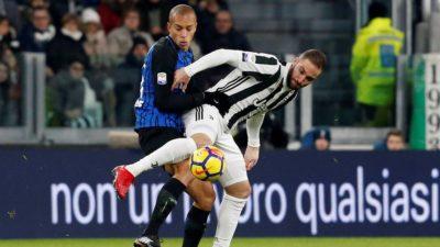 La Juventus no pudo con el cerrojo del Inter de Milán