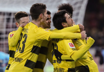 Borussia Dortmund aprende a ganar con Peter Stöger