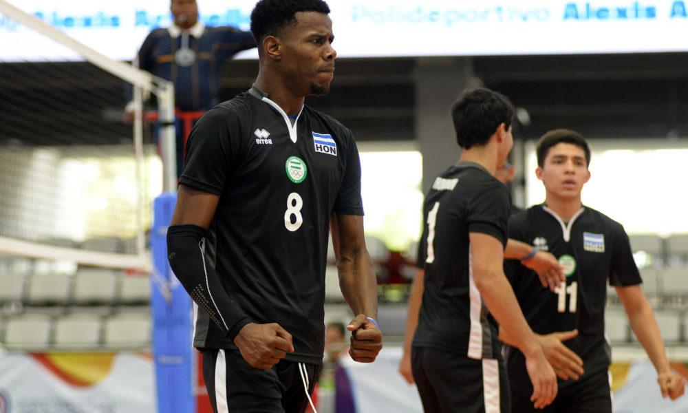Honduras se pone sello de favorito en el voleibol masculino de Managua 2017