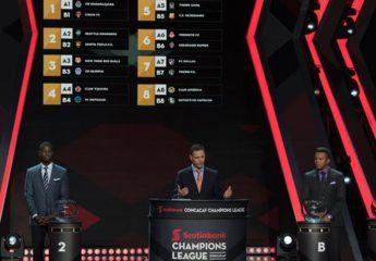 Olimpia-NY Red Bull y Motagua-Tijuana en la Liga de Campeones