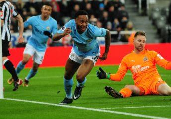 City, super líder la Premier League, bate a Newcastle y estate diferencia