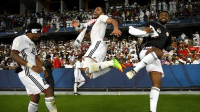 Al Jazira se cita con el Madrid al vencer al Urawa Reds