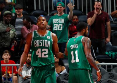 Celtics de Boston imparables en el Este de la NBA