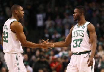 Horford y sus Celtics encienden la jornada en la NBA
