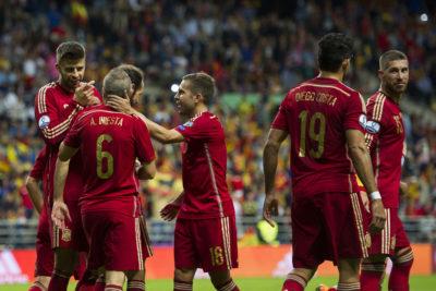 España es amenazada por la FIFA y podría quedarse sin Rusia 2018