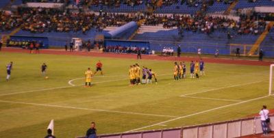 Real España vence a Motagua y pone tierra de por medio por el título