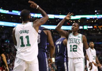 Celtics y Cavaliers no aflojan el paso por el pulso en el Este de la NBA