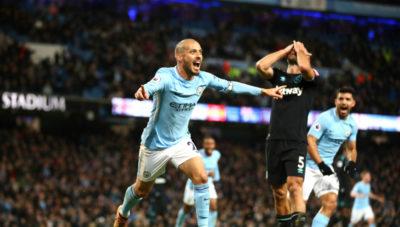 Gran remontada del Manchester City de Guardiola ante el West Ham