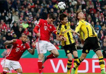 Der Klassiker engalana la Pokal antes del invierno alemán