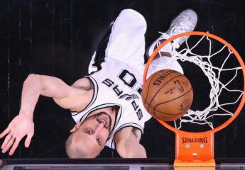 Los Gasol se lucen; Ginóbili estelar en noche destacada de la NBA