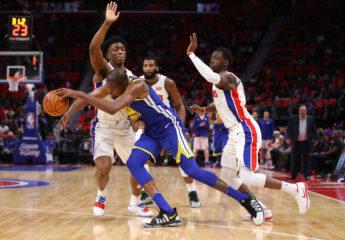 Serge Ibaka, el cubano López y Durant se lucen en la NBA