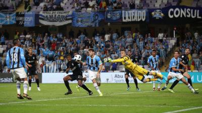Gremio, primer finalista del Mundial de Clubes a costas de Pachuca