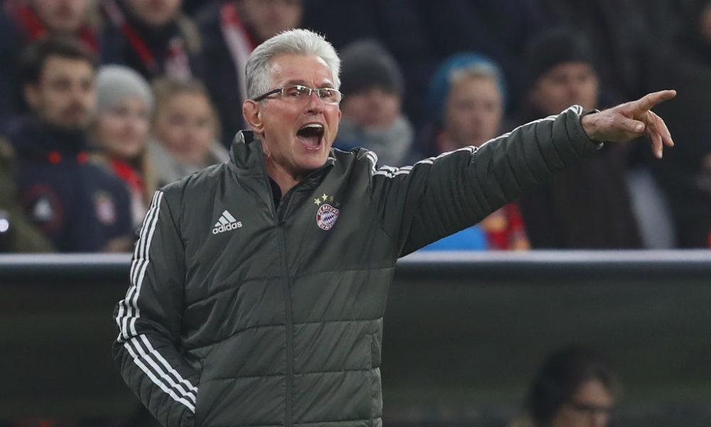 """Heynckes a Sampaoli: """"Seguro se tomó par de copas al decir eso"""""""
