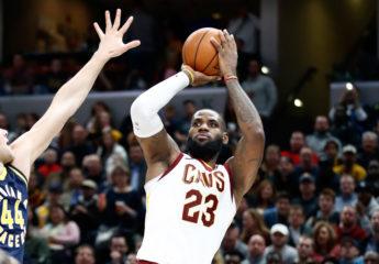 Los Bucks vencen a los Cavaliers de LeBron James en la NBA