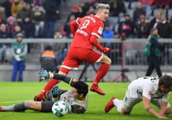 El Bayern vence al Hannover; Leipzig goleado por el Hoffenheim