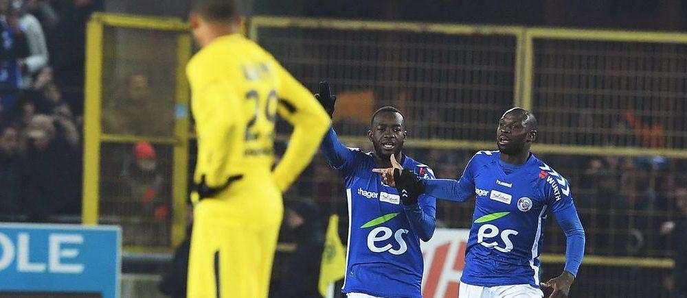El PSG aprende a perder. Strasbourg muestra como vencerlo