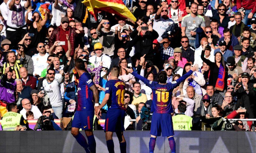 Feliz Navidad para el Barca que masacra al Madrid en el Bernabéu