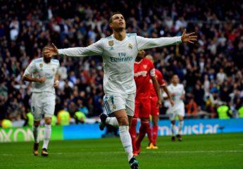 Real Madrid le receta paliza al Sevilla en solo 45 minutos