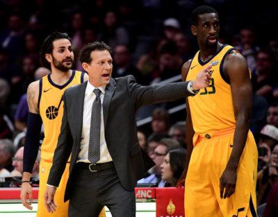 Los Celtics caen a ritmo de Jazz en la NBA