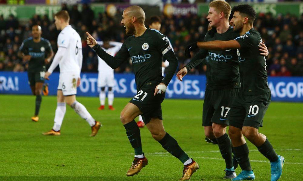 Manchester City su marcha imparable en la Premier League