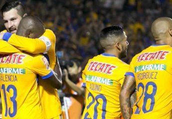 Tigres, primer finalista de la Liga MX al golear al América
