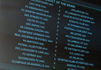 Los españoles evitan a los 'duros' en dieciseisavos de Europa League