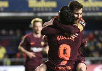 Barcelona con Messi y Suárez, mantiene a distancia a sus perseguidores