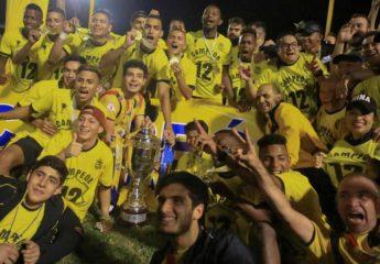 """Real España se corona campeón de Honduras y se lleva la """"12"""" a casa"""