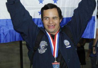Junior Erazo gana medalla de oro en el US Open de Taekwondo