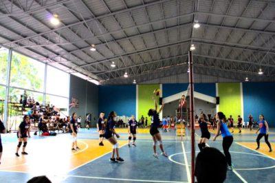 Exitoso torneo relámpago de voleibol de la LVVS en la Freedom