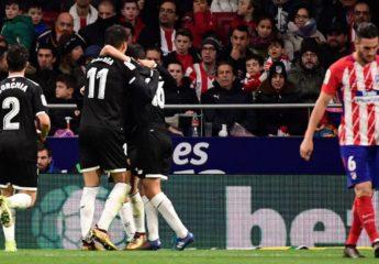 Sevilla se toma el Wanda Metropolitano y vence al Atlético en la Copa