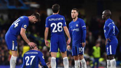 Chelsea goleado en una jornada dispar para los equipos de Manchester